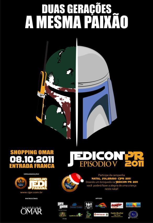 JediCon PR 2011